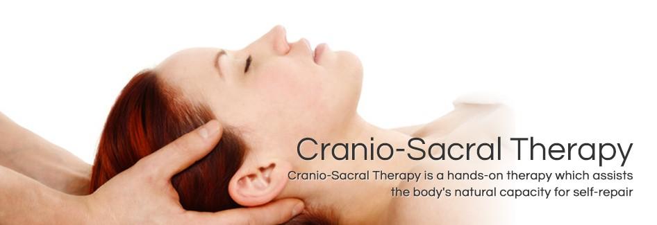 Voucher for Craniosacral treatment